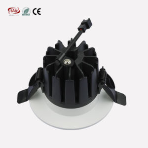 Best Selling Ce RoHS SAA Certified Recessed COB LED Downlight 7W 12W 75mm Cut Hole for Hotel pictures & photos