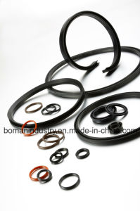 Rubber Back up Ring Rubber Seals FKM EPDM Rubber Back up Ring pictures & photos