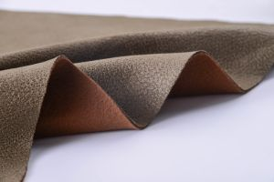 2016 Suede Fabric for Sofa and Furniture pictures & photos