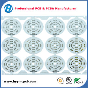 High Quality OSP Surface Finished Aluminum LED PCB for LED Lighting Assembly pictures & photos