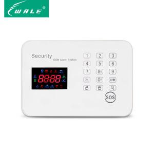Wireless GSM Burglar Intelligent Alarm with LED Display pictures & photos