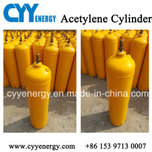 Medium Nitrogen Oxygen CO2 Argon Stainless Steel Cylinder with ISO Certificate pictures & photos