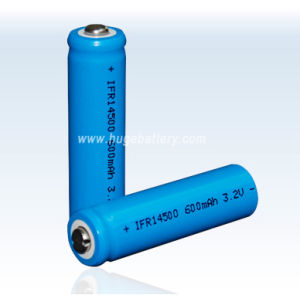 3.2V High Quality Rechargeable LiFePO4 Battery pictures & photos