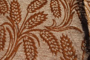 Beige Floral Chenille with Coating (FTH31193) pictures & photos