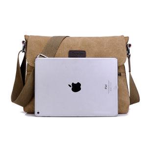 Men Casual Outdoor Sports Canvas Messenger Crossbody Bag pictures & photos