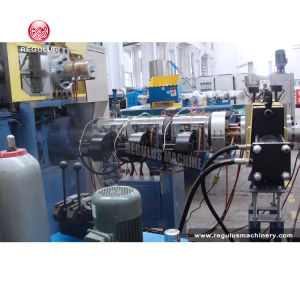 LDPE Film Two Stages Pelletizing Line Recycling Machine pictures & photos