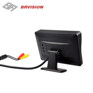 4.3 Inch LCD Rearview Color Monitor for Car pictures & photos