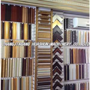 Wood Look Window Shutter Blind Extrusion Machine pictures & photos