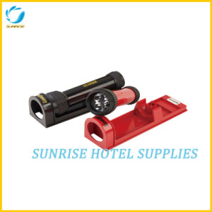 Hotel Use Emergency Torches with Luminous Sticker pictures & photos