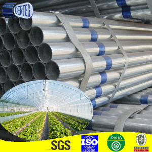 Gi Pipe 60mm Round Steel Pipe Price for Common Usage pictures & photos