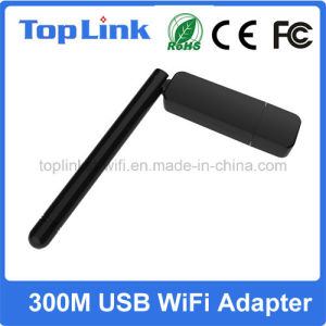 Top-GS07 802.11 a/B/G/N Ralink Rt5572 300Mbps USB 2.0 Wireless WiFi Dongle Support Soft Ap Mode pictures & photos
