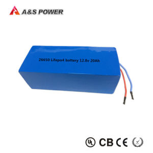 26650 4s10p 12.8V 30ah LiFePO4 Battery Packs for Solar Storage pictures & photos