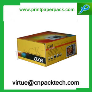 Rigid Custom Camera Packaging Paper Box with Logo Print pictures & photos