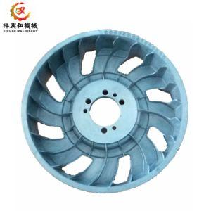 Customized Aluminium Casting Iron Steel Casting Wheel pictures & photos