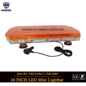 Amber Color LED Warning Lightbar for Vans (TBG-810LC-1) pictures & photos