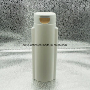 300ml Special Design Plastic Cosmetic Shower Gel Bottle pictures & photos
