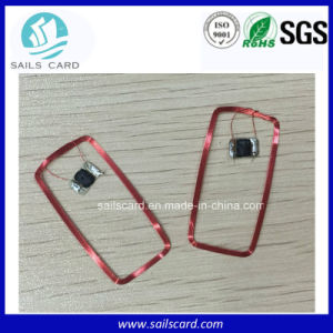 125kHz/13.56MHz/915MHz PVC RFID Wet Inlay pictures & photos