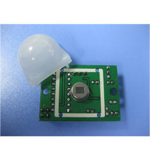 PIR Motion Detector Fresnel Lens Module PIR Sensor PCB pictures & photos