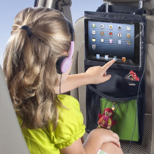 Foldable Car iPad Media Organizer, Hanging Car Organizer pictures & photos