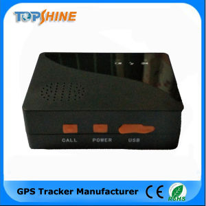 Personal GPS Tracker Mini Sos Two Way Communication 2000 mAh pictures & photos