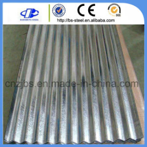 Aluzinc Coated Corrugated Ibr Panel Sheet Metal pictures & photos