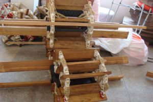Seaman Used Embarkation Rope Ladder with Willow Step pictures & photos