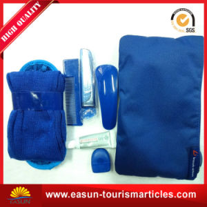 Custom Printed Non Woven Recycle Toiletry Bag for Travel pictures & photos