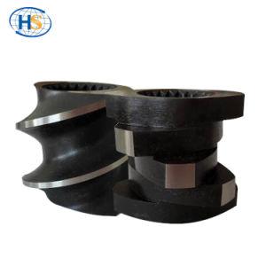 Twin Screw Extruder Spare Parts Bimetallic Screw Barrel pictures & photos