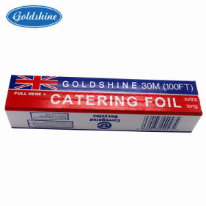 Household Aluminium Foil Packaging Roll pictures & photos