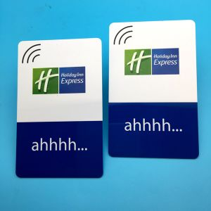 ISO14443A HF Passive MIFARE Classic 1K RFID Hotel Key Card pictures & photos