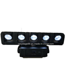 Newest High Power 5 Eyes DMX Beam LED Moving Head Disco Spider Light pictures & photos