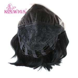 Virgin Human Hair Lace Wigs High Quality Hand Tied Lace Wig Cap pictures & photos