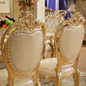 Dining Room Furniture Set with Dining Table and Dining Chair pictures & photos