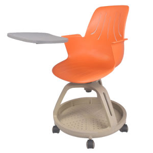 Flexible Node School Chair with tablet of Education Furniture pictures & photos