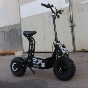 New Design Fat Tire Electric Scooter 1600W Coc Certificated pictures & photos