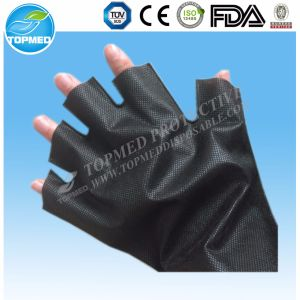 Non Woven Nail Gloves for Hand Protective pictures & photos