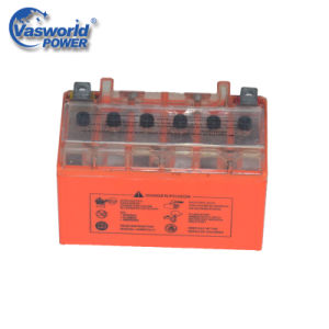 Good Quality 12n7l 12V7ah Lead Acid Maintenance Free Gel Motorcycle Battery pictures & photos
