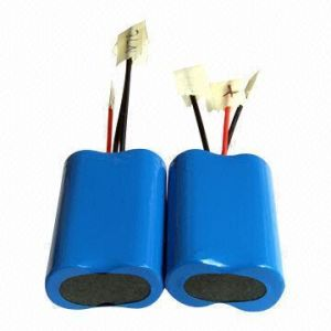 18650 11.1V 6.6ah Rechargeable Battery Pack for Remote Control Toy pictures & photos