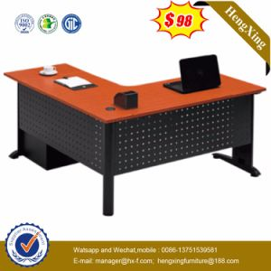 China Modern Office Furniture MFC Wooden MDF Office Table (NS-NW129) pictures & photos