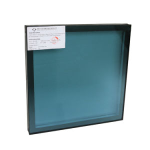 Energy Saving Low E Insulated Glass for High Raise Building pictures & photos