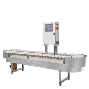 Food and Beverage Automatic Electronic Weight Checker pictures & photos