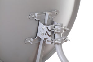 1.0m Dish Antenna with 500hours Salt Spray pictures & photos