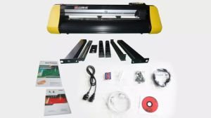 Digital Small Sticker Cutting Plotter (WD-Y1350) Vinyl Cutting Plotter pictures & photos