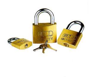 Heavy Duty Brass Padlock, Furniture Lock pictures & photos