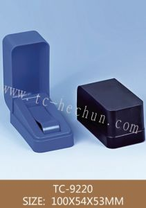 One-Piece Fashion Fixed Clamshell Plastic Box pictures & photos