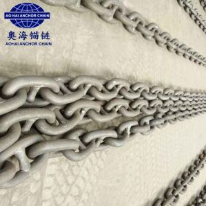 Galvanized Stud Link Marine Anchor Chain pictures & photos