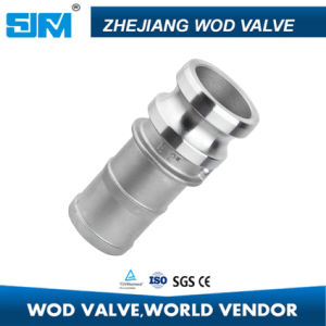 CF8 F Type Cam Lock Coupling Male Thread pictures & photos