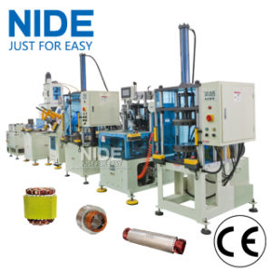 Automatic Stator Production Manufacturing Machine Assembly Line pictures & photos