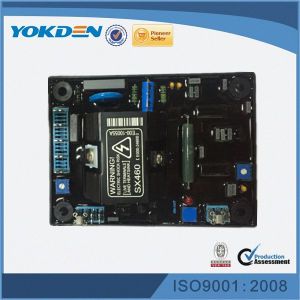 Sx460 Brushless Generator Automatic Voltage Regulator AVR pictures & photos
