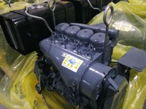 Beinei Air Cooled Diesel Engine F4l912 4 Cylinder pictures & photos